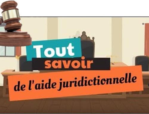 POUR BÉNÉFICIER DE L'AIDE JURIDICTIONNELLE